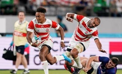 HOY / Rugby: Japón inaugura su Mundial con triunfo ante Rusia