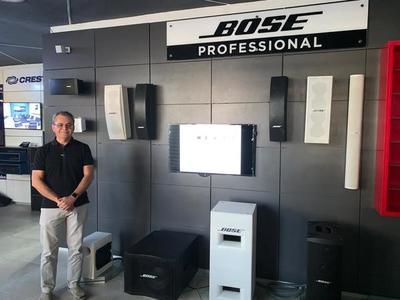 Bose Professional desembarca en Paraguay