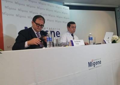 Caso Migone: abogado desmiente vínculos con el fiscal del caso