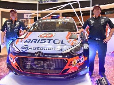 Calientan los motores para el Transchaco Rally