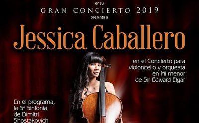 UniNorte presenta el gran concierto de gala con Jessica Caballero