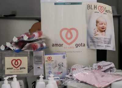 Hospitales registran mayor consumo de leche materna en bebés prematuros tras campaña