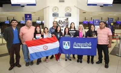 "HOY / Gracias a proyecto de ""ladrillos de mango"", alumnas de Arambé representarán al país en Abu Dhabi"