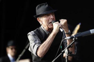 Álbum póstumo de Leonard Cohen verá la luz en noviembre