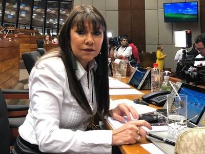 Juan Ernesto Villamayor tiene que irse del Ministerio del Interior, dice diputada