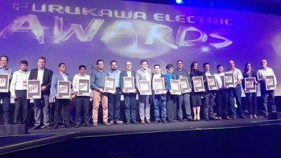 EBY obtiene premio a mejor proyecto Planta Externa de red Fibra óptica en Brasil