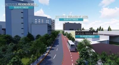 Proyectan un nuevo sistema de transporte rápido; Sitibus