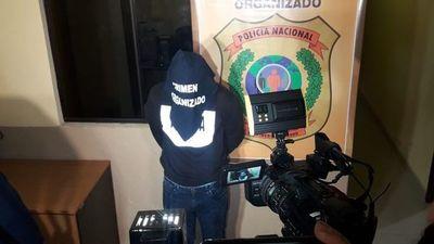 Caen sospechosos del asalto a boca de cobranzas del banco Itaú