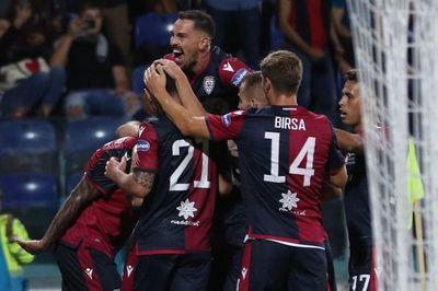 """Cagliari derrota al Génova de """"Tony"""""""