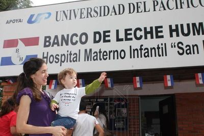 Banco de leche humana: aumenta consumo en bebés prematuros