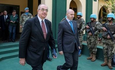 HOY / Paraguay aportará soldados a  contingente español para  misiones de paz en el mundo