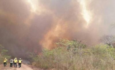 HOY / Alivio para el Chaco y el norte: caen radicalmente focos de calor