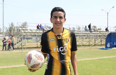 Sub 17: Concepcionero se destaca en el club Guaraní