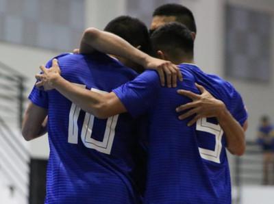 Paraguay golea a Costa Rica en amistoso de futsal FIFA