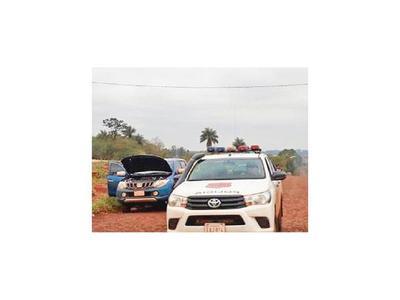 Frustrado asalto a sucursal del Banco Regional de Fram, Itapúa