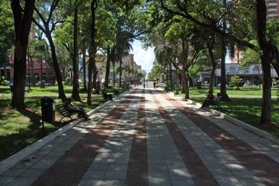 Invitan a la ruta del esclavo para conocer historia de la Asunción colonial