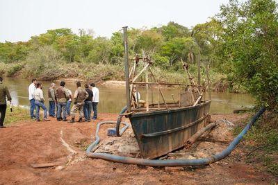 Hallan puertos clandestinos en zona del Refugio Mbaracayú en Salto