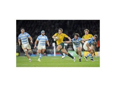Australia apea a los Pumas y va a jugar su cuarta final