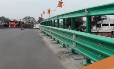 Desde el lunes, trabajos del viaducto de Mariscal López se realizarán de noche