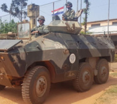 Militares custodian principales cárceles del país desde este sábado