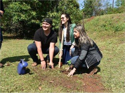 Itapúa: Con Plantatón 2019 buscan plantar 17.500 plantines