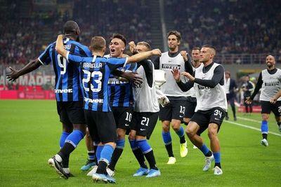 El Inter gana el derbi al Milan