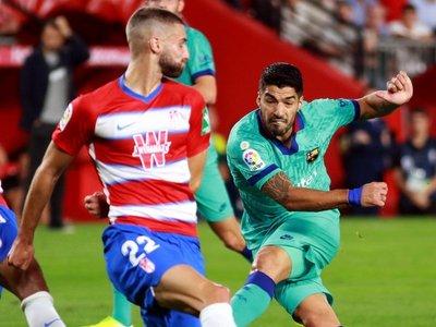 "Luis Suárez: ""La derrota preocupa y duele"""