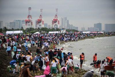 Miles de activistas participaron del Día Mundial de la Limpieza