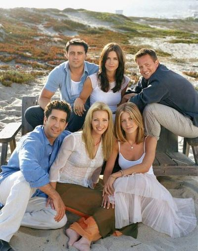 """Friends"" cumple 25 años"