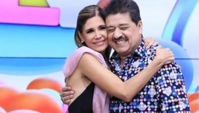 Sanie Y Rubén Celebraron 16 Años Del Programa 'Vive La Vida'