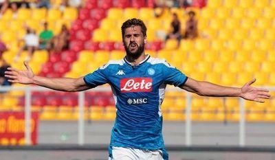 Fernando Llorente ruge al mando del Napoli