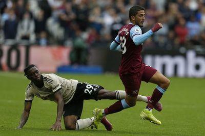 United naufraga en su visita al West Ham