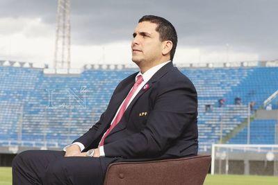 Enfocado en el fortalecimiento del fútbol paraguayo