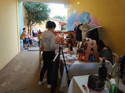 CDE: artesanos encuentran su lugar en Casa Alamanda