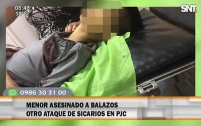 Sicarios asesinan a adolescente y se sospecha que fue por error