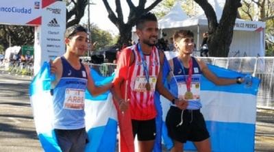 Maratonista paraguayo clasifica a los Juegos Olímpicos