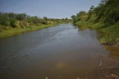 Aguas del Pilcomayo ya llegaron a la zona de General Díaz, en Boquerón