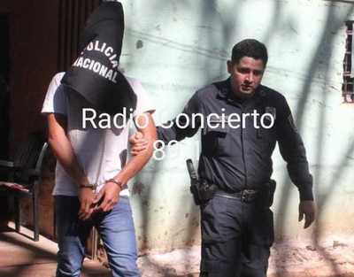 Capturan a presunto delincuente y recuperan celular robado