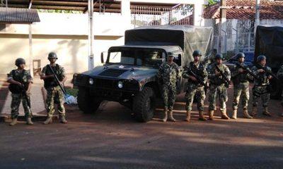 Reforzaron seguridad en todas las penitenciarías del país durante el fin de semana