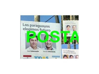 KIrschnerismo pidió votos de los paraguayos