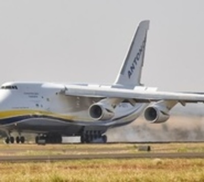 Coloso de los aires llega a Paraguay