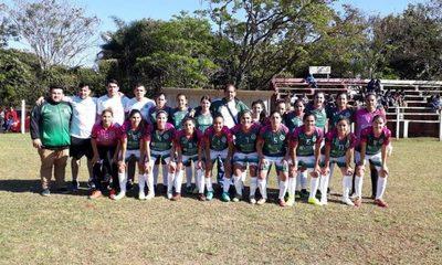 Paranaense debuta con triunfo en el Interligas femenino