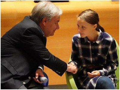 Líderes mundiales se reúnen para  buscar solución al cambio climático