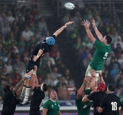 Irlanda e Inglaterra empiezan con fuerza