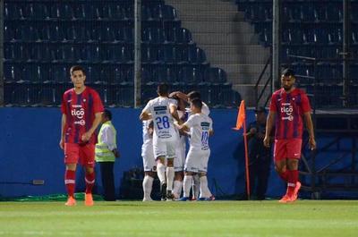 Cerro Porteño cae en casa y cede terreno al líder Olimpia