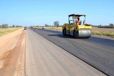 Controlarán peso de camiones en nuevos asfaltados del Chaco