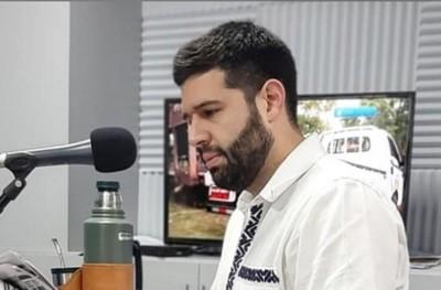 Bicho Riveros denunció polución sonora