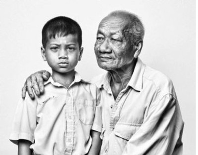 Exhibición fotográfica sobre cáncer infantil