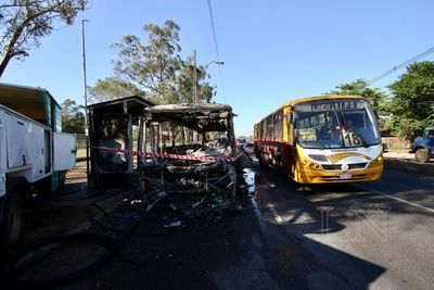 Cetrapam anuncia posible paro de transporte público por mal estado de buses