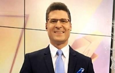 """Diego Agüero se llevó el Paraná al """"mejor conductor de tv, señal de aire"""""""